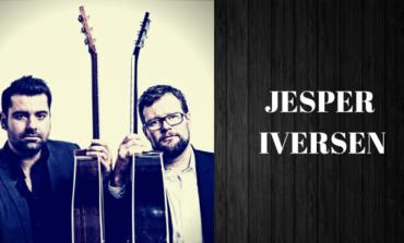 Jesper Iversen sang til bryllup